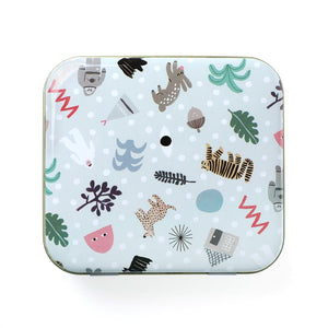Pocket Tin: Min Pin Winter