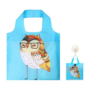 Shopping Bag Little Owl