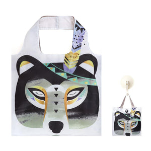Shopping Bag: Boho Bear
