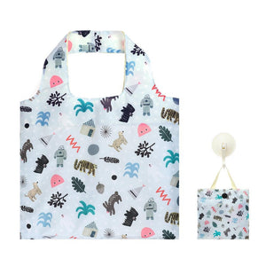 Shopping Bag: Min Pin Winter