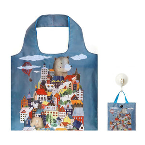 Shopping Bag: House Stack