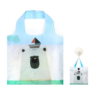 Shopping Bag Polar Bear