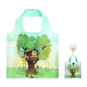 Shopping Bag Treehouse