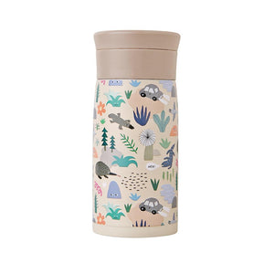 Insulated Water Bottle Thermos Ants