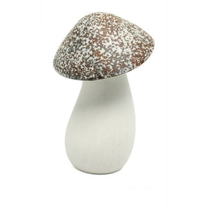 Brown Speckle Ceramic Mushroom Diffuser (Small)
