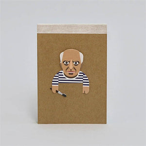 Noodoll: Pocket Sketchbook Pablo Picasso