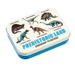 Rex London: Plasters In A Tin Prehistoric Land