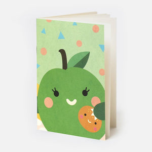 Noodoll: Pocket Notebook Riceapple
