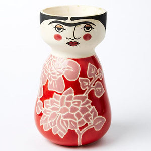 Jones & Co: Rosy Frida Vase