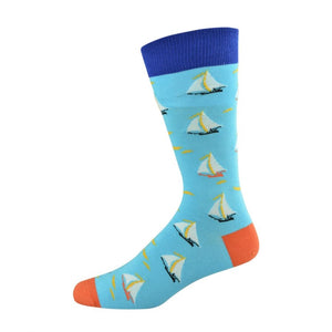 Bamboozld: Men's Sail Away Socks