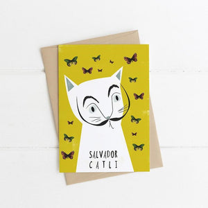 Vevoke: Greeting Card Salvador Catli
