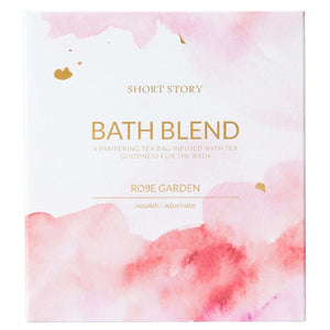 Short Story: Bath Blend Rose Garden