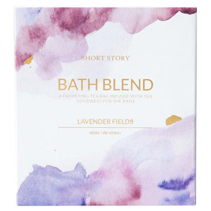 Short Story: Bath Blend Lavender Fields