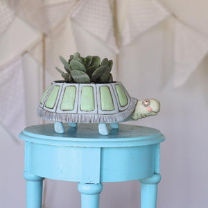 Myrtle Turtle Pot Planter