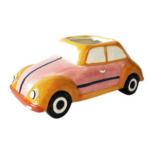 Urban Products: Retro Bug Planter Pink