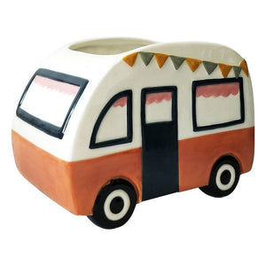Urban Products: Retro Van Planter Terracotta