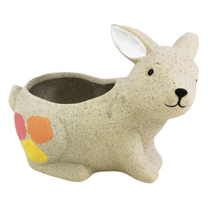 Urban Products: Bunny Planter Beige Small