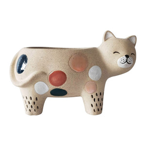 Urban Products: Cat Planter Retro Sand