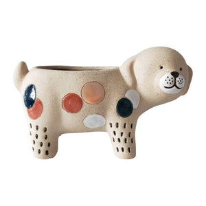 Urban Products: Dog Planter Retro Sand