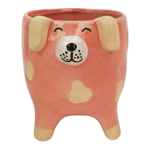 Urban Products: Dog Planter Pink Medium