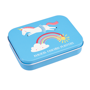 Plasters In A Tin - Unicorn