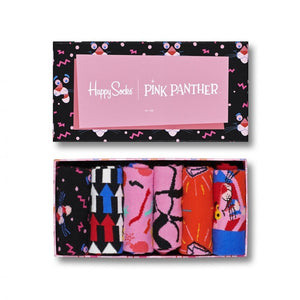 Happy Socks: Pink Panther 6pk Gift Box Set