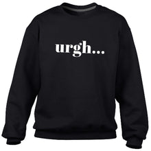 UrghÉ Black Heavy Blend Sweatshirt