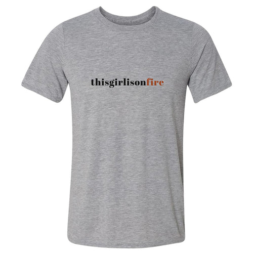TGIOF Heavy Grey Cotton T-Shirt