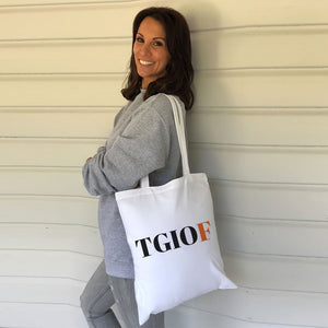 TGIOF  Tote Bag (Lifestyle)