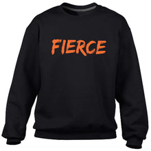 FIERCE Black Heavy Blend Sweatshirt