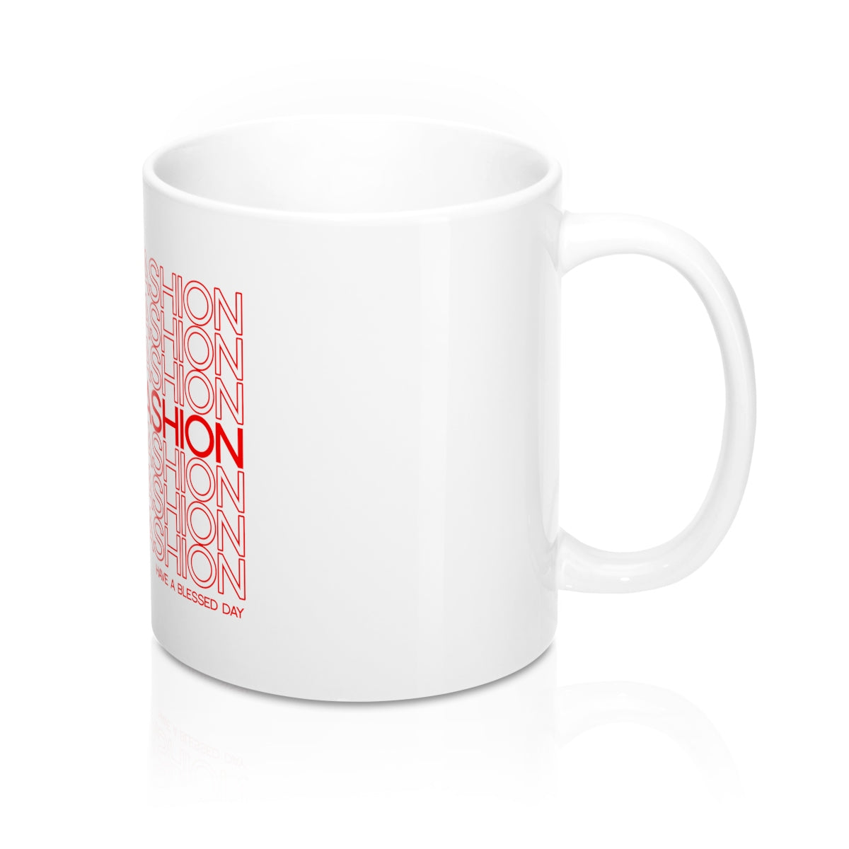 Faith and Fashion Mug