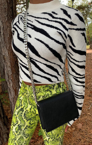 Chunky Chain Cross-body