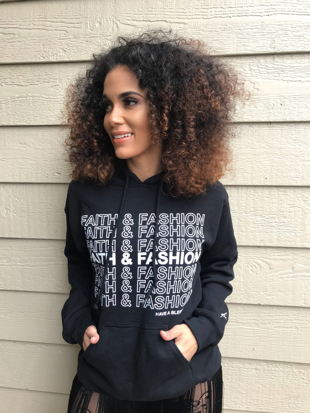 Faith & Fashion Hoodie