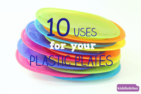 10 uses for your old plastic plates