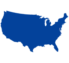 blue usa logo