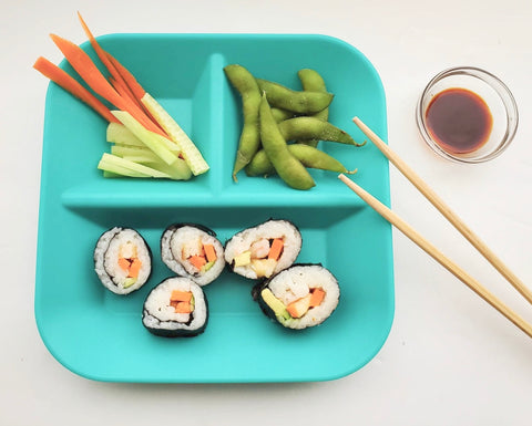 diy sushi home made