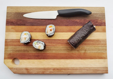 home made sushi recipe