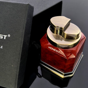 HONEST Metal Creative Windproof Lighter Without Gas Fuel - Richard Cutters - Cigar Accessories