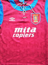 Load image into Gallery viewer, ASTON VILLA FOOTBALL SHIRTS - various years & sizes
