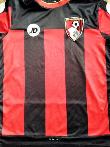 BOURNEMOUTH Shirts + DOG COAT conversion-Personalised-Waterproof-All Teams