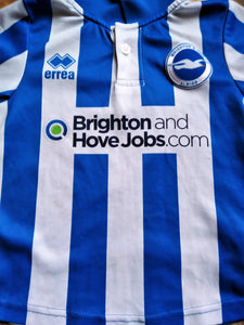 BRIGHTON Shirts + DOG COAT conversion-Personalised-Waterproof-All Teams