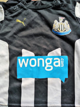 Load image into Gallery viewer, NEWCASTLE UNITED Shirts + DOG COAT conversion-Personalised-Waterproof-All Teams