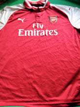 Load image into Gallery viewer, ARSENAL Shirts + DOG COAT conversion-Personalised-Waterproof-All Teams