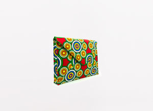 NKHENSANI OVERSIZED ENVELOPE CLUTCH