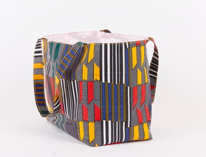 KENTE SHOPPER BAG