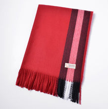 Load image into Gallery viewer, Wool Blend Scarves