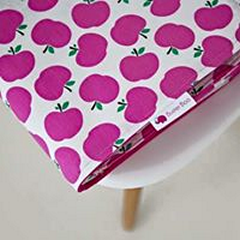 Sign In    Favorites Pink Apple Cotton Cot Quilt