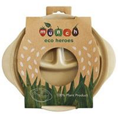 Eco Hero Divided plate