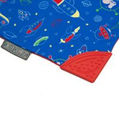 Spaceship Neckerchew Bandana Bib
