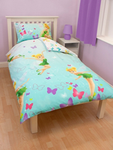 Tinkerbell Reversible Single Bed Doona Set